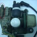 Bijbehorende elektra componenten K0 - K1
