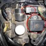 Bijbehorende elektra componenten K2