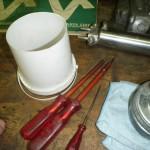 Benodigde gereedschappen