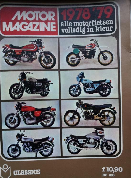 boek motormagazine