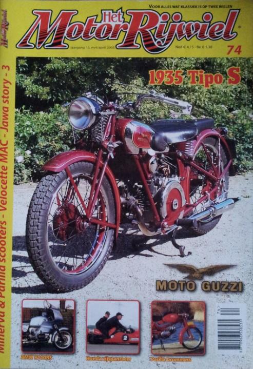 motorrijwiel nr 74
