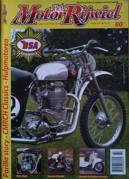 motorrijwiel nr 80