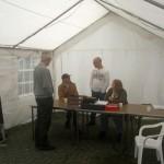 Inschrijf en welkomscomite
