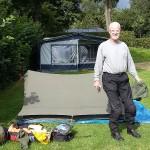Camping gast Gejo