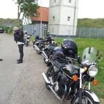 eerste stop Noord Holland