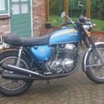 CB750K2 Wim van der Vliet