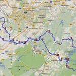 route dag 2